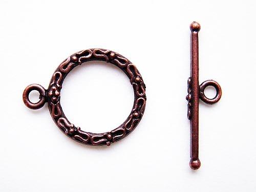 Ozdobné kruhové zapínání ((Z17))