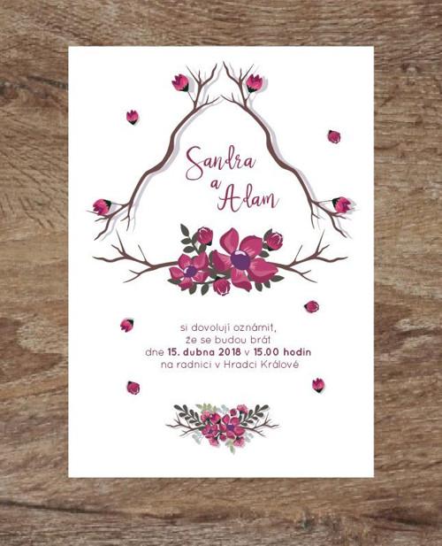 Svatební oznámení so.29