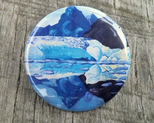 Ledovec - zrcátko