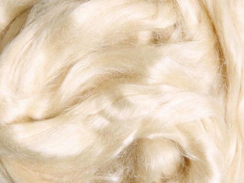 Česanec - hedvábí Tussah 25 g