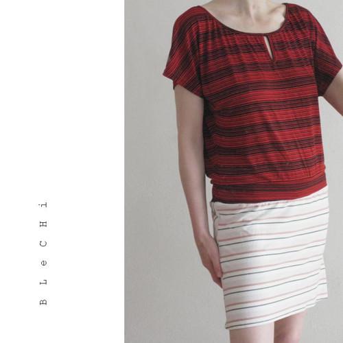 Minišaty/Dlouhé triko