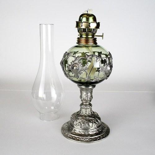 Krajková lampa