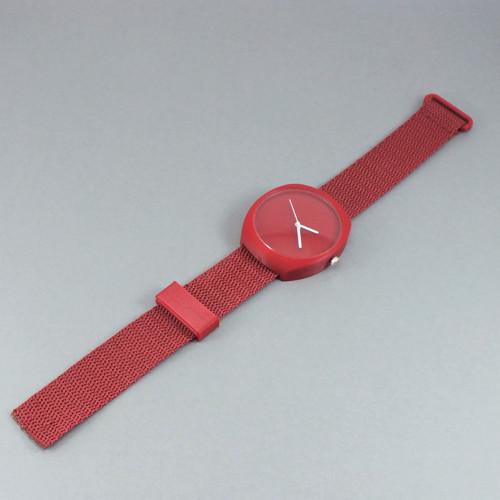 Designové hodinky duha ruby red