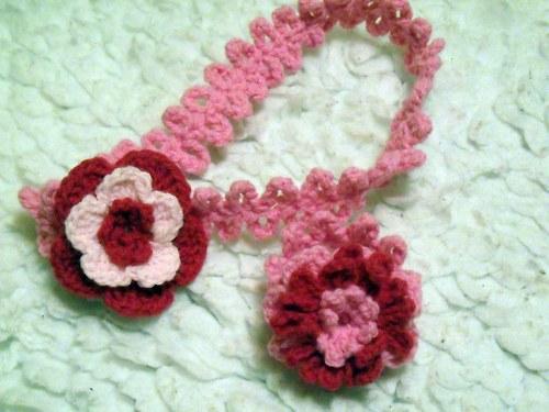 Květinková paráda - růžička