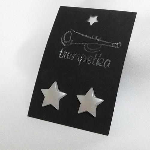 Bělostné hvězdičky