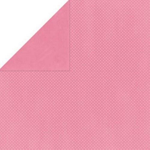 Scrapbookový papír BoBunny / Blush dot