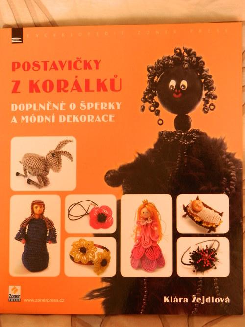 kniha POSTAVIČKY Z KORÁLKŮ