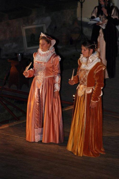 renesanční kostým