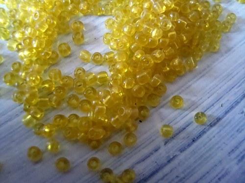 rokajl světlý žlutý průhledný 20 g