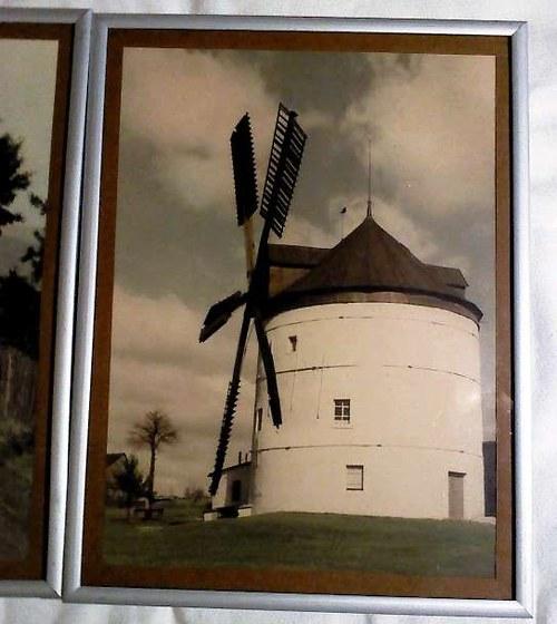 Světlík - mlýn - sada - 2 orig. fotografie 30.léta