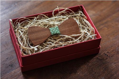 Callum-dřevěný motýlek z Litomyšle