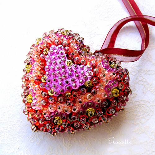 I love you ... - srdíčko