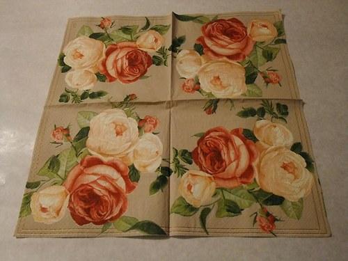 Květiny - růže 14.