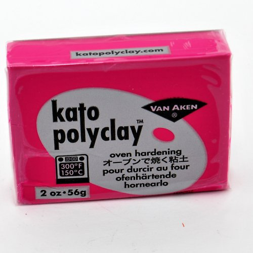 Kato Polyclay / profi polymerová hmota / Magenta