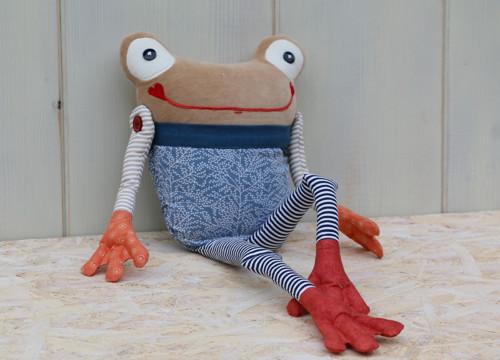 Žabka - kapradinový Filip