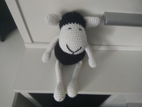 Háčkovaná ovečka