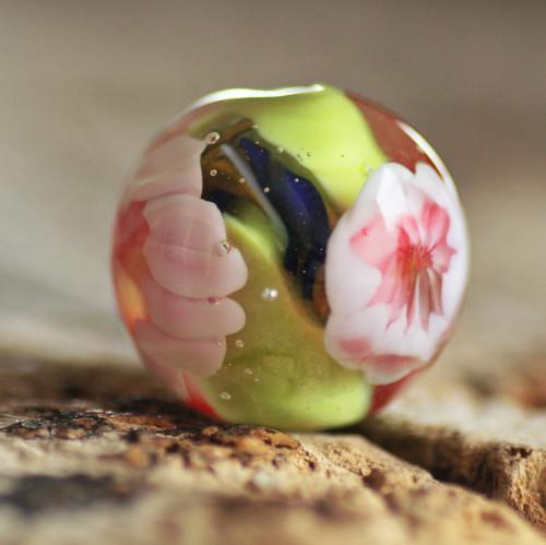Vinutka květinová - průvlek 2 mm