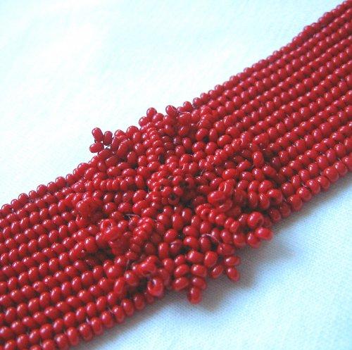 Červená jiřina
