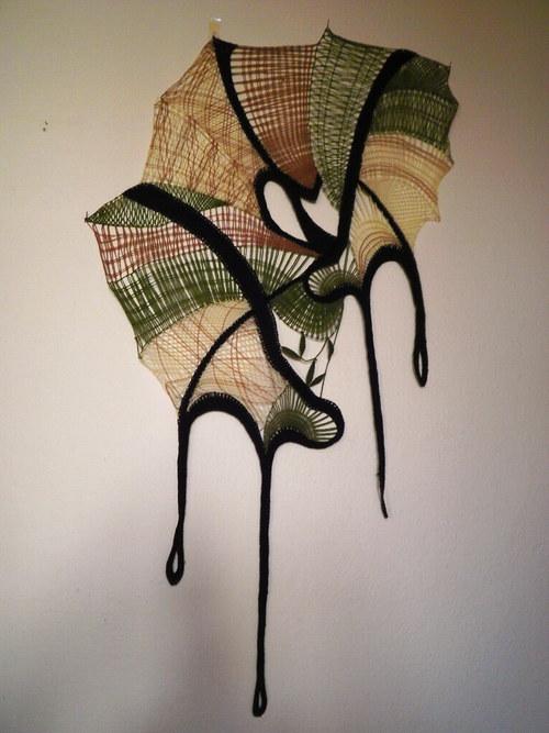 paličkovaný-Rej motýlů