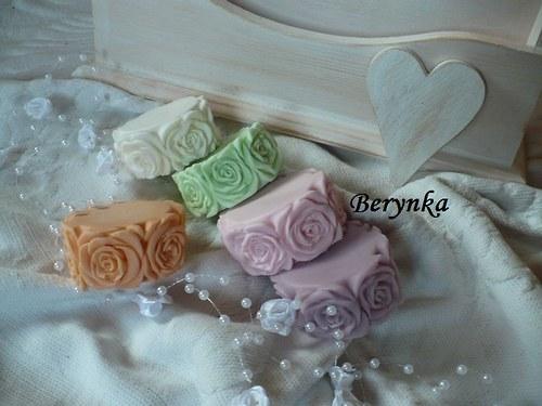 Vonná dekorace - růžičky