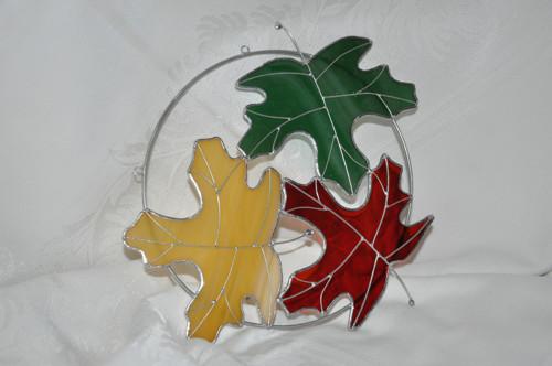 Listy v kruhu 1