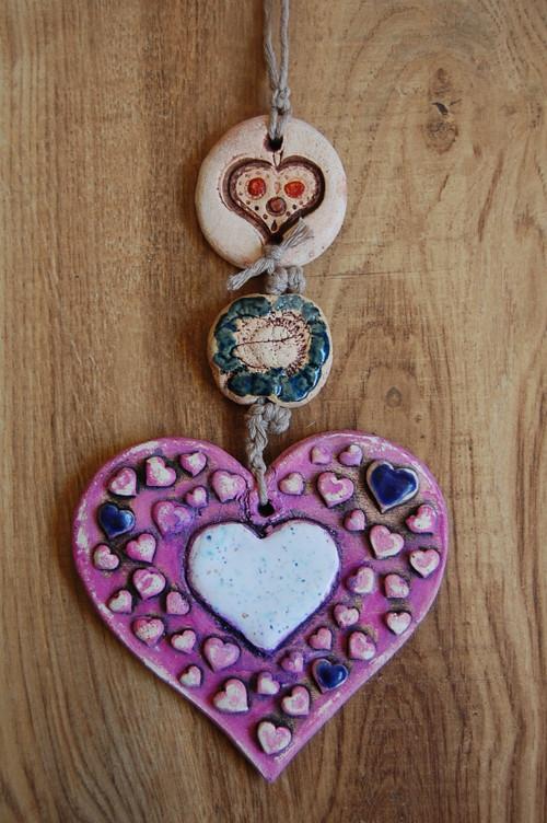 Amulet Magické Srdce