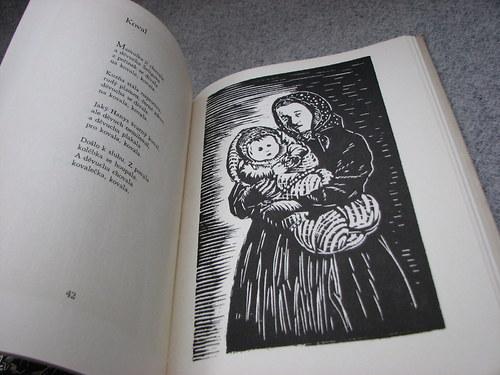 Verše starého ještěra, Petr Bezruč, 1957