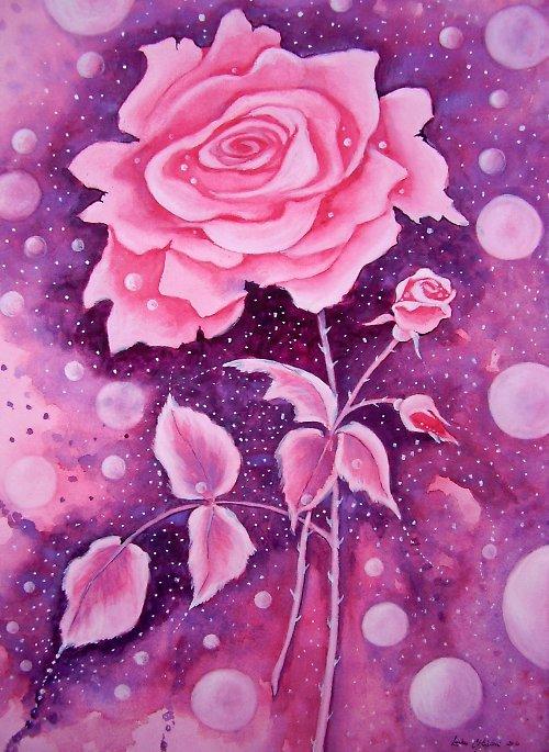 Vesmírná růže