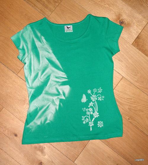 Tričko s krátkým rukávem M - LOUKA