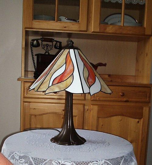 """Tiffany lampa \""""Kleopatra\"""""""