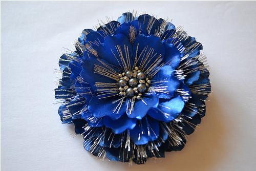 Modra kvetina