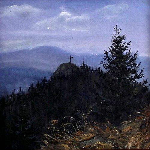 Pohled z Ostrého