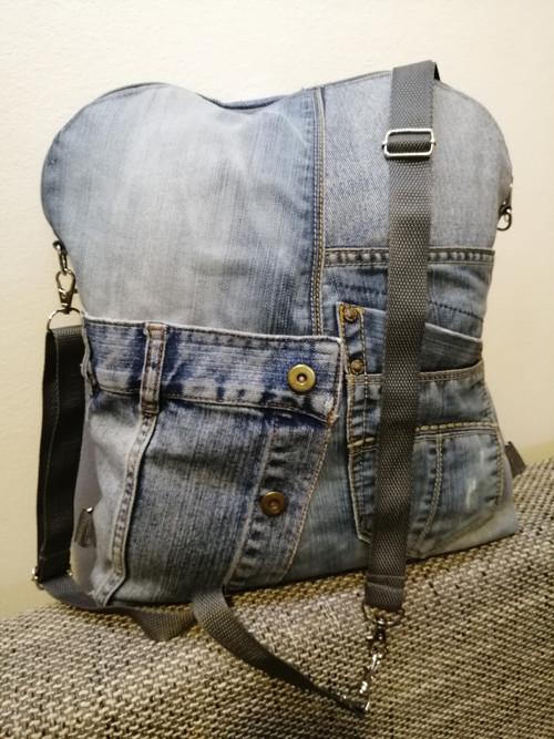 Batoh taška 2v1