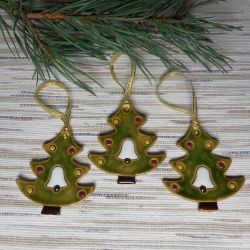 Vánoční ozdoba - stromek