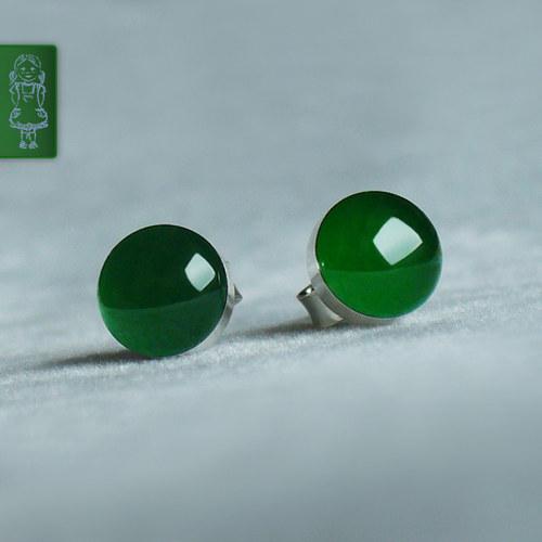 Absinthové bublinky - stříbro