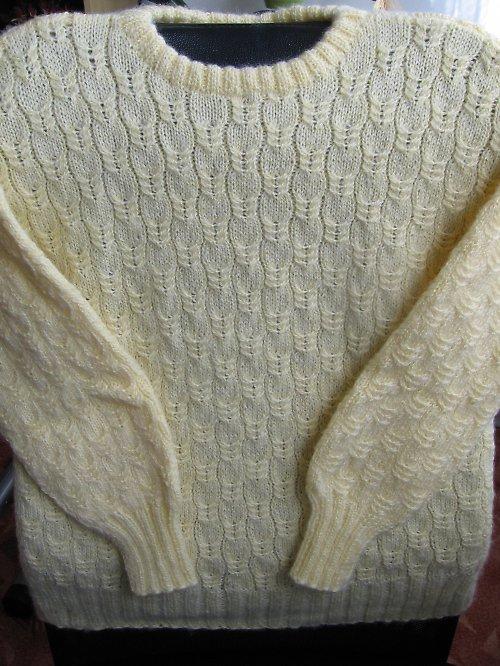 Měkkoučký dámský svetřík