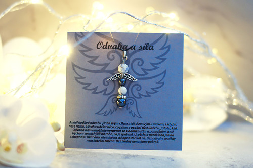 Andělská přání - Odvaha a síla