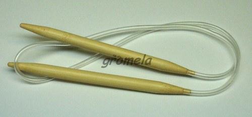 Jehlice kruhové vel.9 (80 cm) - bambus