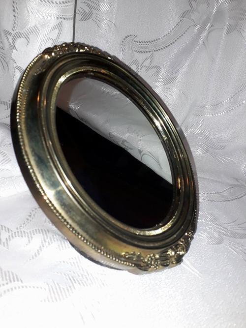 Staré,malé,zrcadlo...