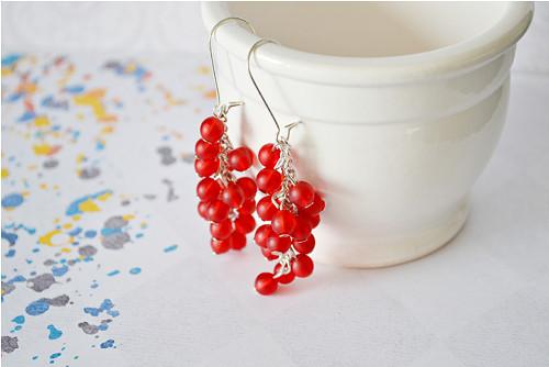 Červené bobulky