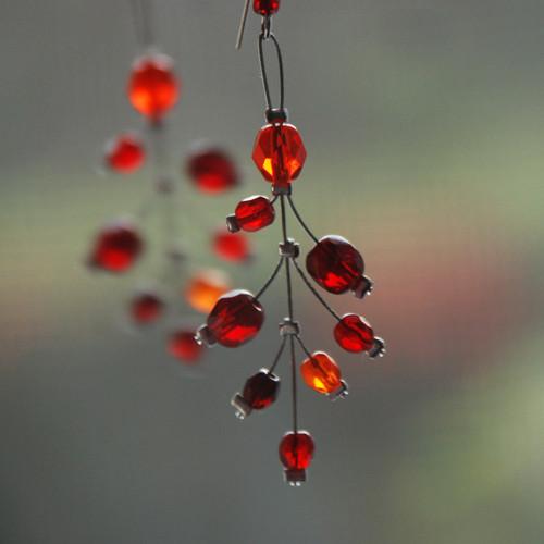 Červené větvičky