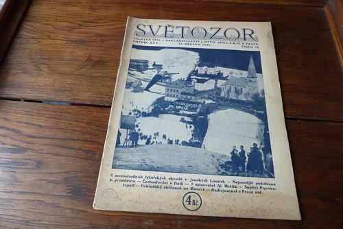 Časopis Světozor 13/1925
