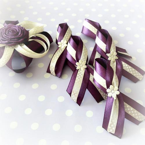 Borůvka - svatební vývazek