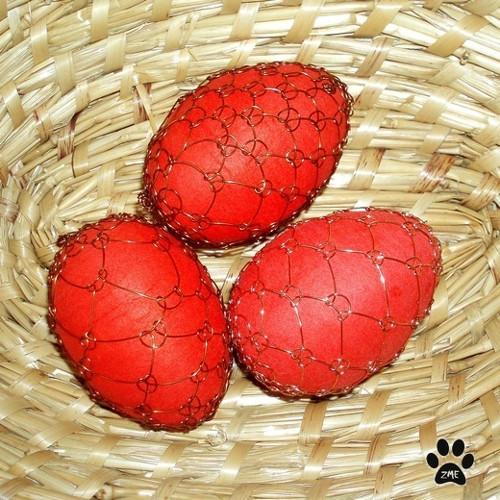 Vajíčko červené I.