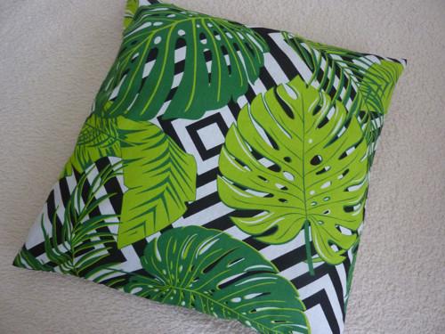 Palmové listy s cikcakem