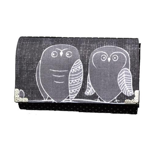 peněženka Zamilované sovy