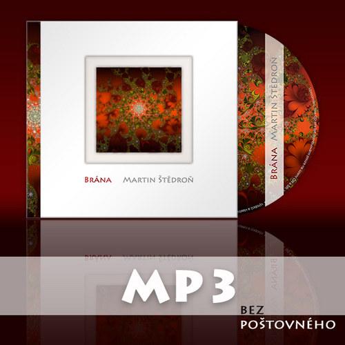 Brána - mp3 verze
