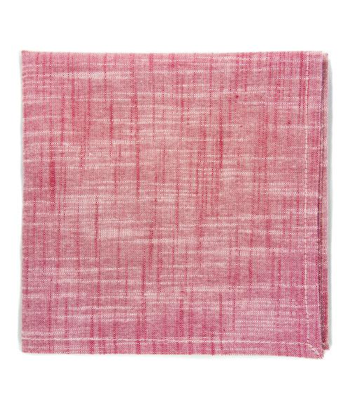 Pastelový růžový kapesníček