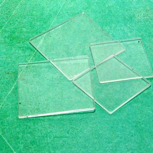 Akrylové placičky / Čtverečky