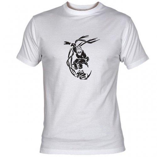Pánské tričko SKATEBOARD II - 2 barvy